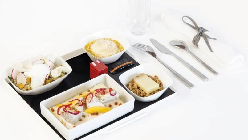 JEAN IMBERT CUISINE POUR AIR FRANCE