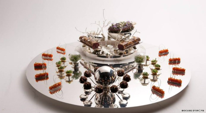 plat hongrie bocuse d'or europe