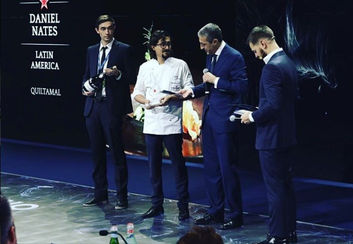 prix most inspirational message s pellegrino young chef