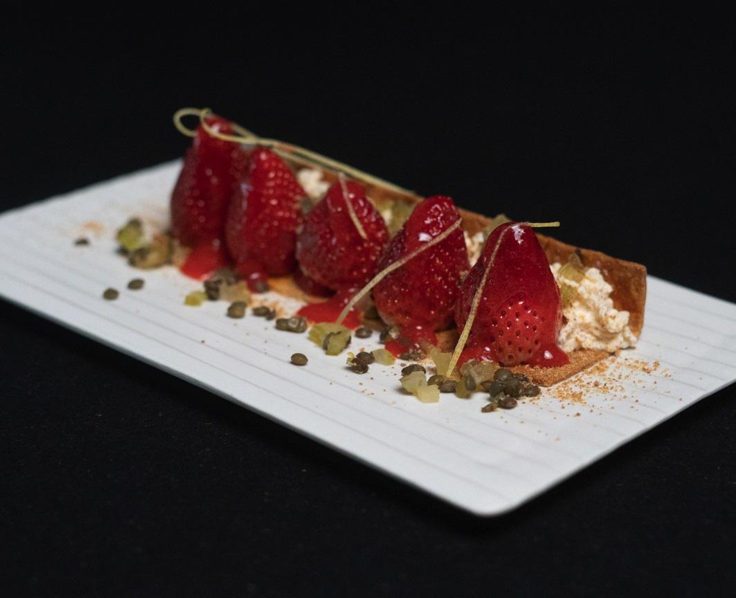 fraises halle aux grains