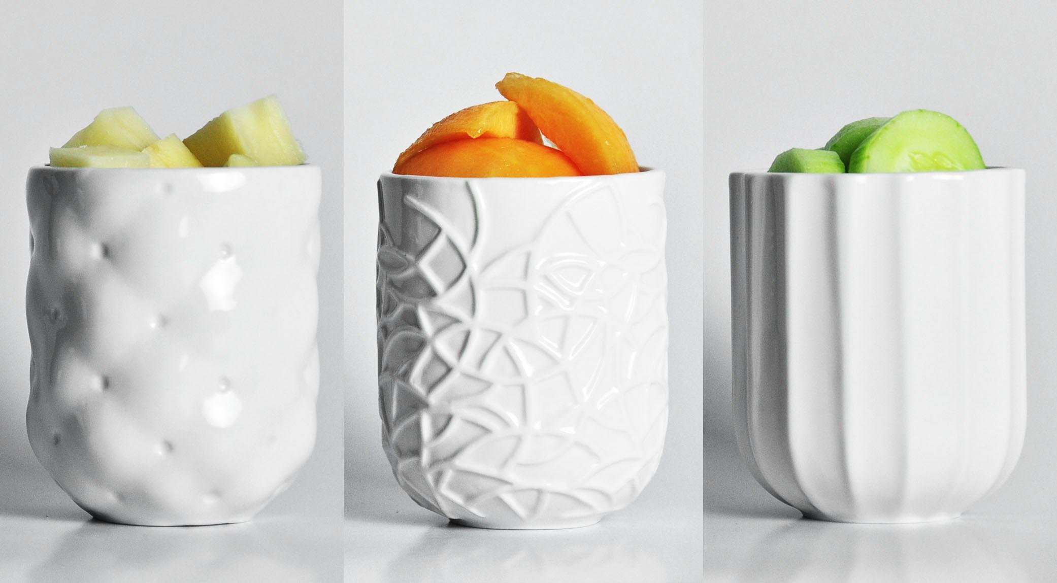ÉPLUCHURES FRUITS ET LÉGUMES | TASSES