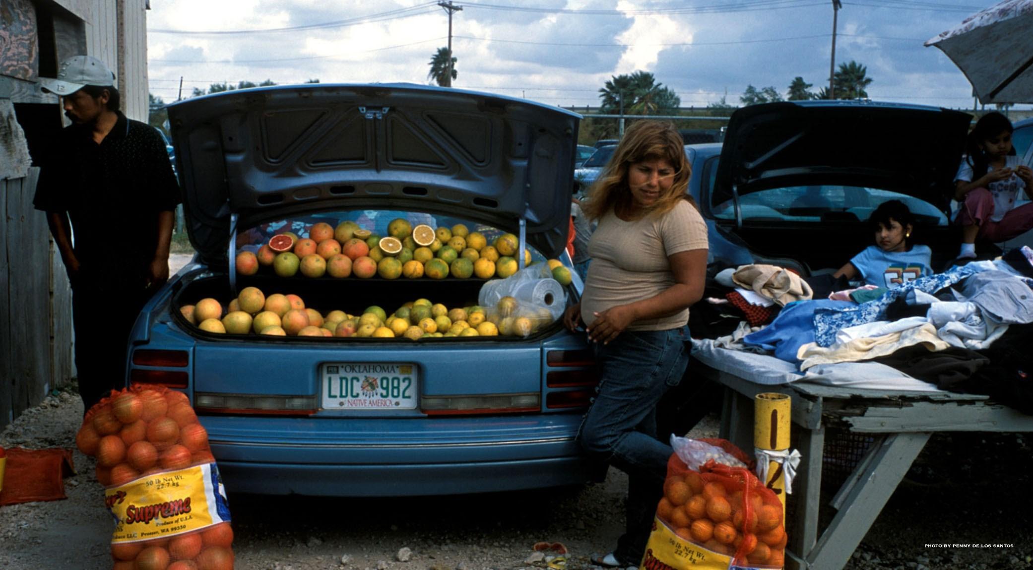 Les citrons en voiture