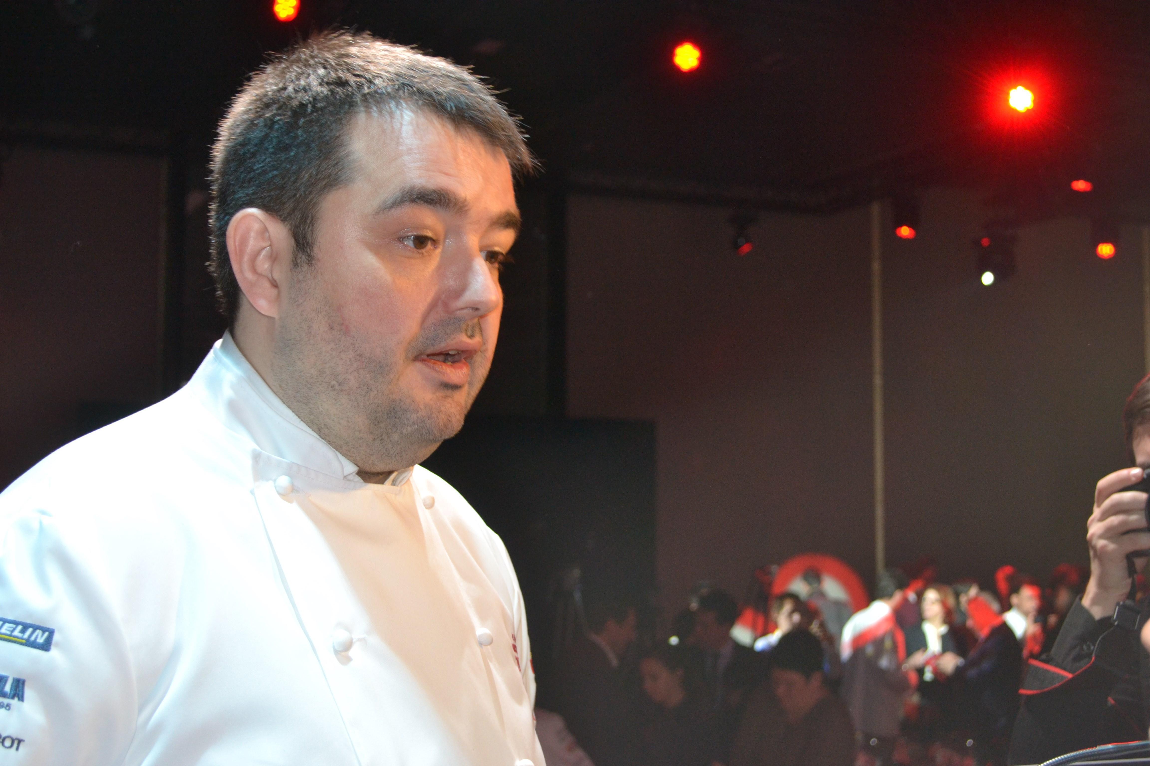 Jean-François Piège Le Grand restaurant