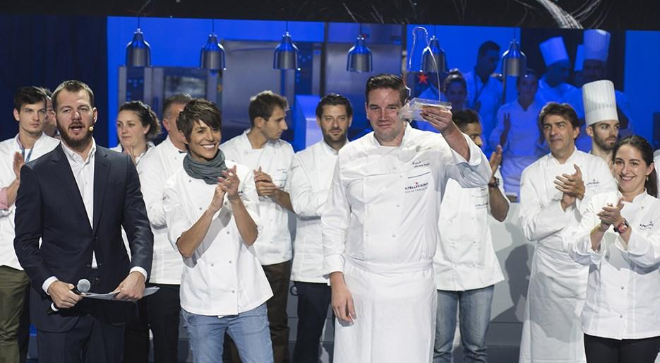 S.Pellegrino Young Chef 2016 : le vainqueur, Mitch Lienhard