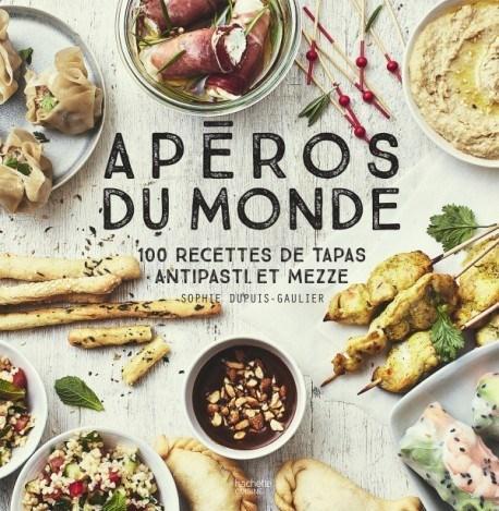 Aperos du monde, Editions Hachette