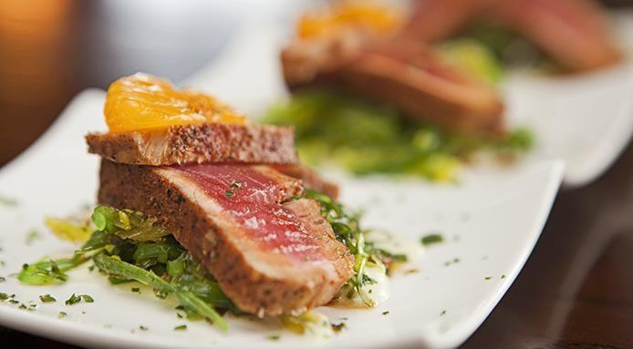 steak de thon au four